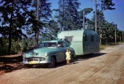 Family Vacation: 1951