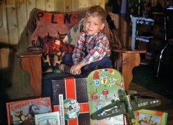 Christmas Loot: 1951