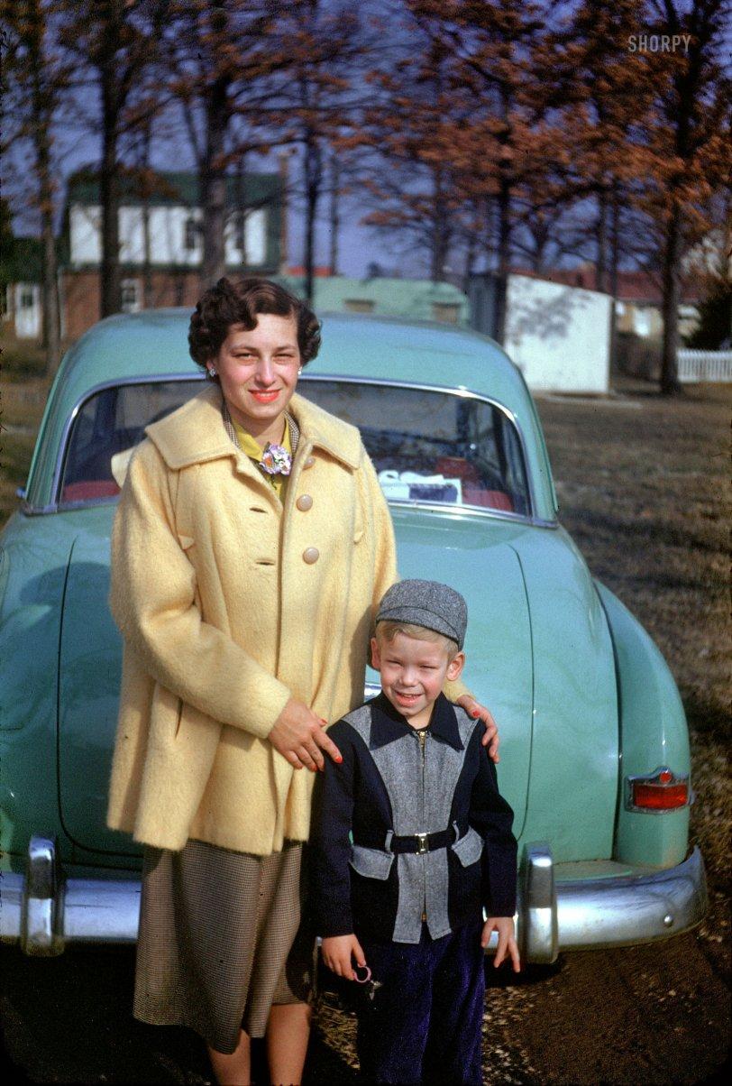 Midcentury Mom: 1952