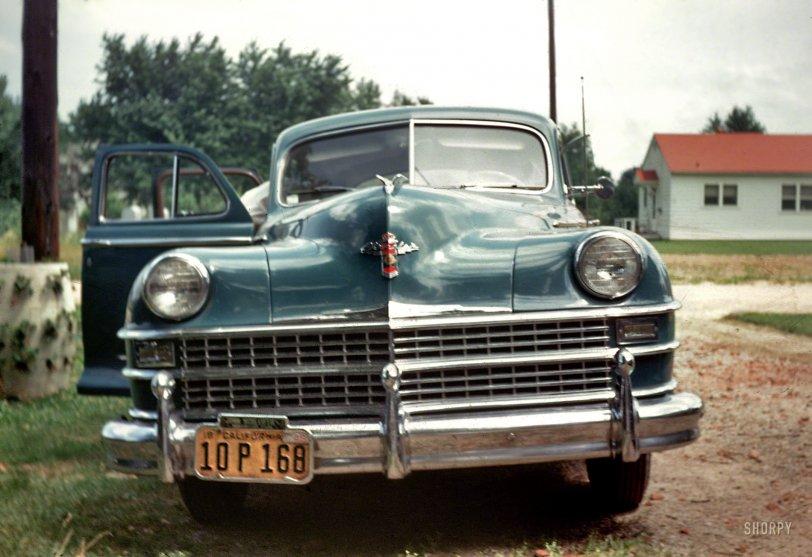 Charlie's Car: 1948