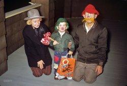 Halloween Hobo: 1957