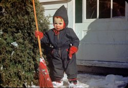 Snow Sprite: 1949
