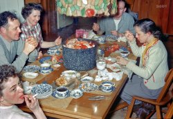 Lobster Feast: 1955