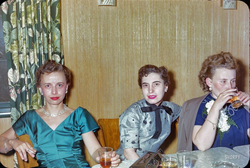 Alley Kittens: 1955