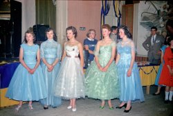 The Reluctant Debutantes: 1956