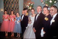 A Wedding: 1955