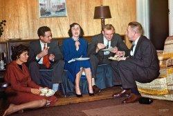 Informal Entertaining: 1953
