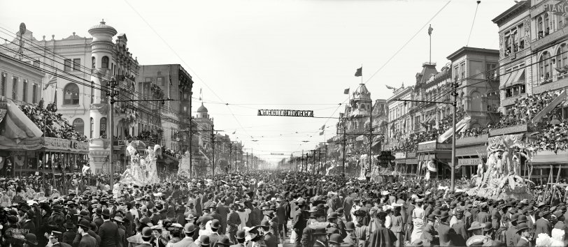 Mardi Gras: 1907