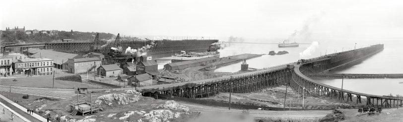 Superior Panorama: 1908