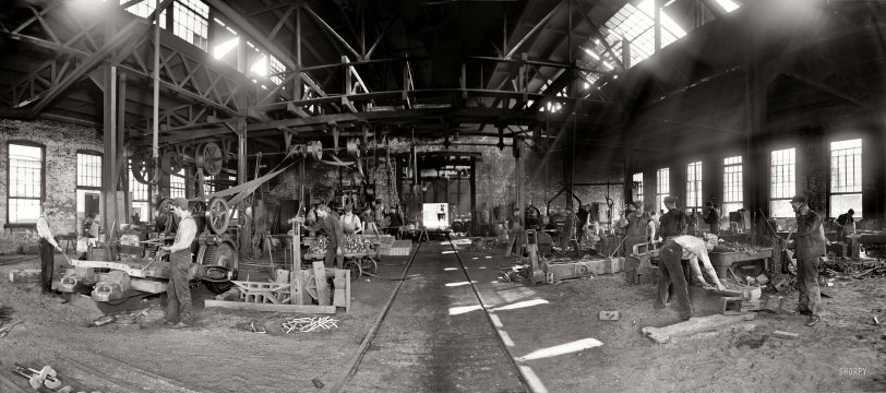 The Blacksmiths: 1904