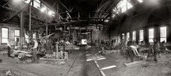 The Blacksmiths: 1904