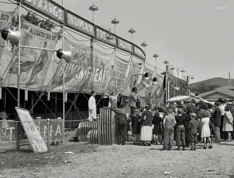 Human Freaks: 1941