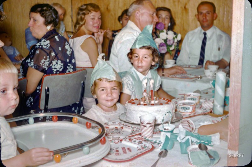 The Birthday Party: 1957