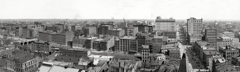 Rochester Panorama: 1905