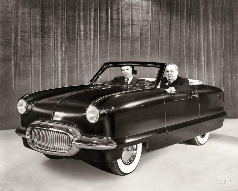 Company Car: 1950