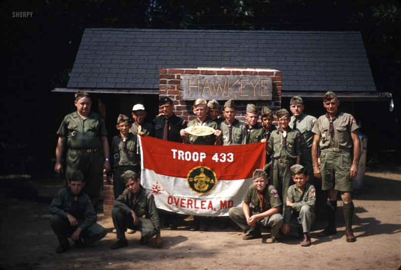 Hawkeye Troop: 1956