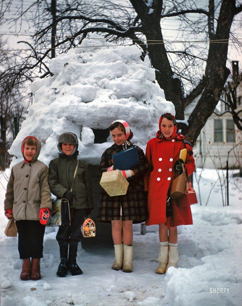 Urban Eskimos: 1961