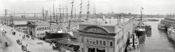 South Street Piers: 1908