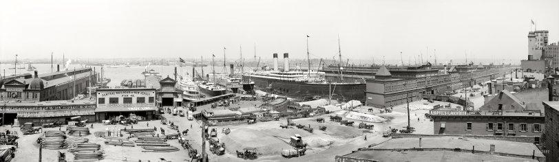 White Star Line: 1904