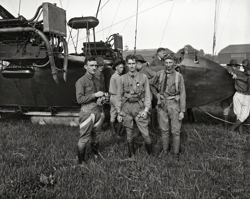 Aircraft X: 1920s
