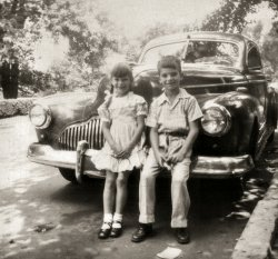 The Brick Buick: 1949