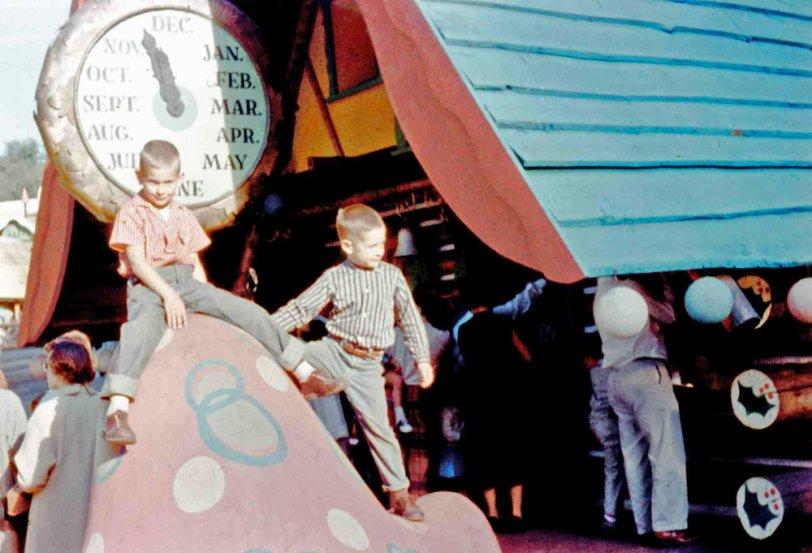 Half Past November: 1958