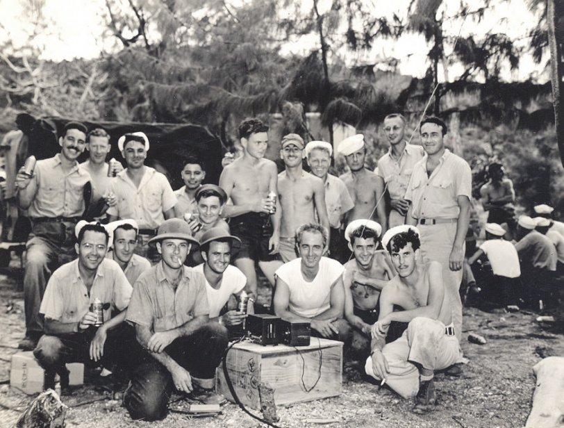 Beach Party: 1945
