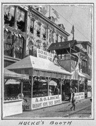 Belleville Fair: 1901