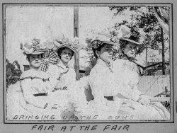 Fair at the Fair: 1901