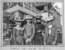 Some of our Girls: 1901