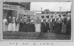 Out on a Lark: 1901