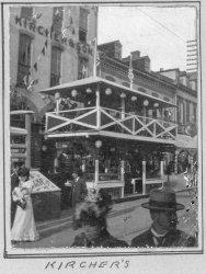Kircher's: 1901