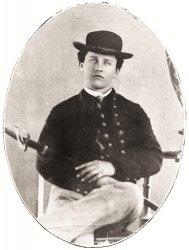 Samuel F. Clifford: 1861
