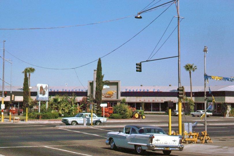 San Joaquin Tractor: 1966