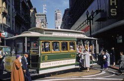 Cable Car: 1957