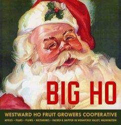 Big Ho Santa!