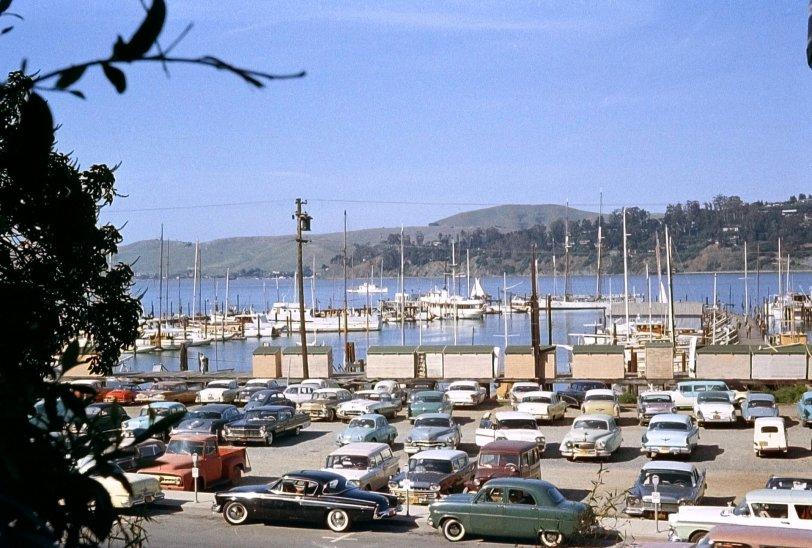 Sausalito: 1958