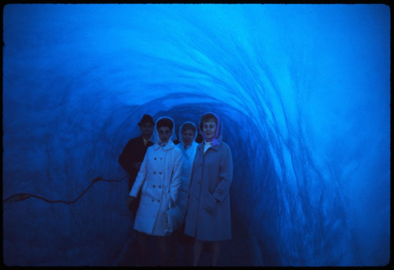 Ice Tunnel, 1969