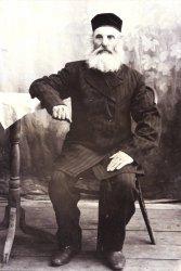 Dovid Ziv circa 1910-20