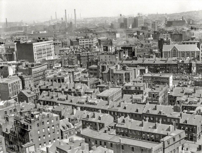 Dorchester Heights: 1931