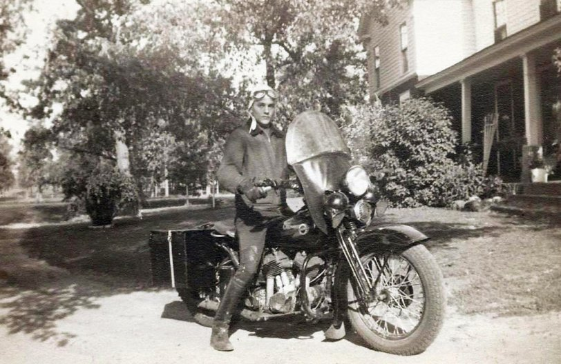 Ready to Roll: 1938