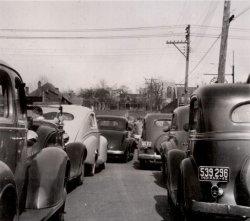 Traffic Jam 1940