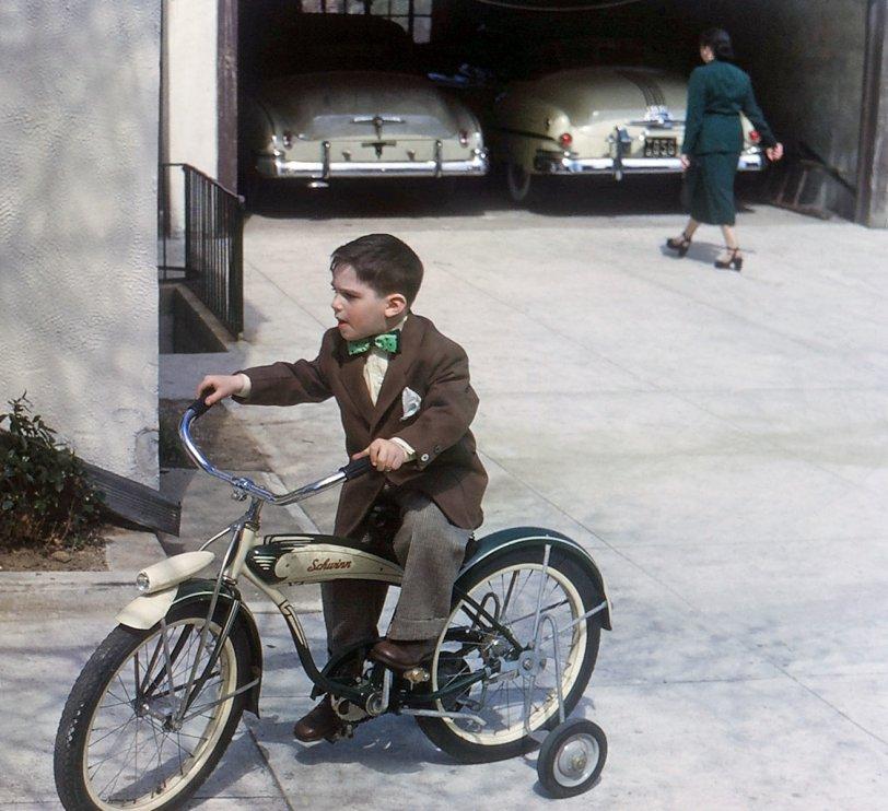 Junior Driver: 1949
