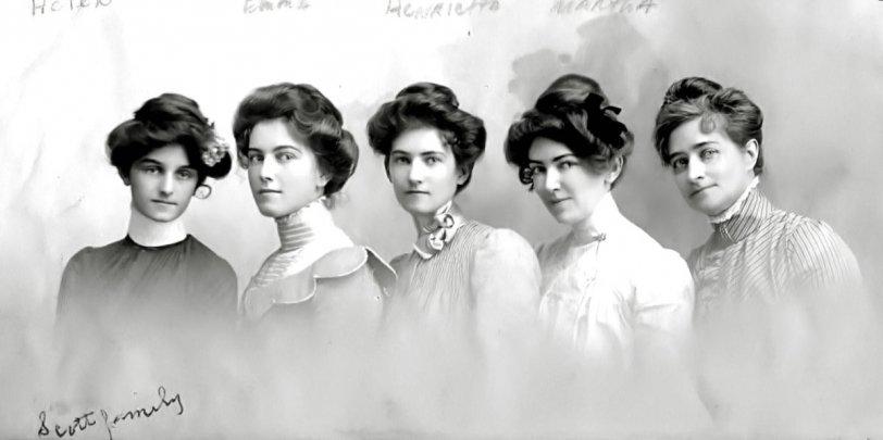 The Scott Girls