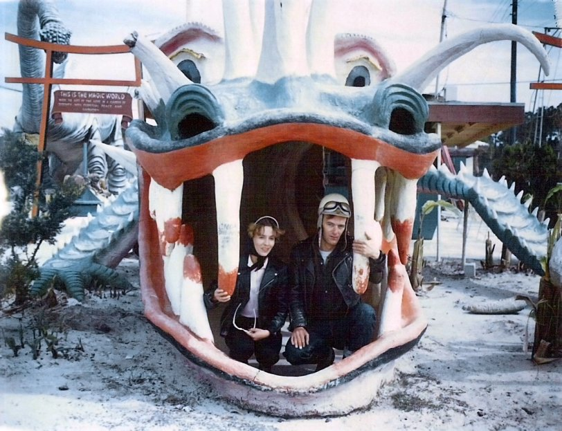In the Dragon's Mouth: 1963