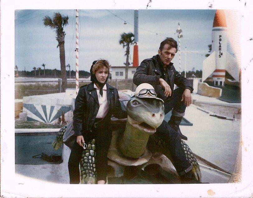 Turtle Jockeys: 1963