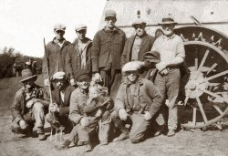 North Dakota Farmhands