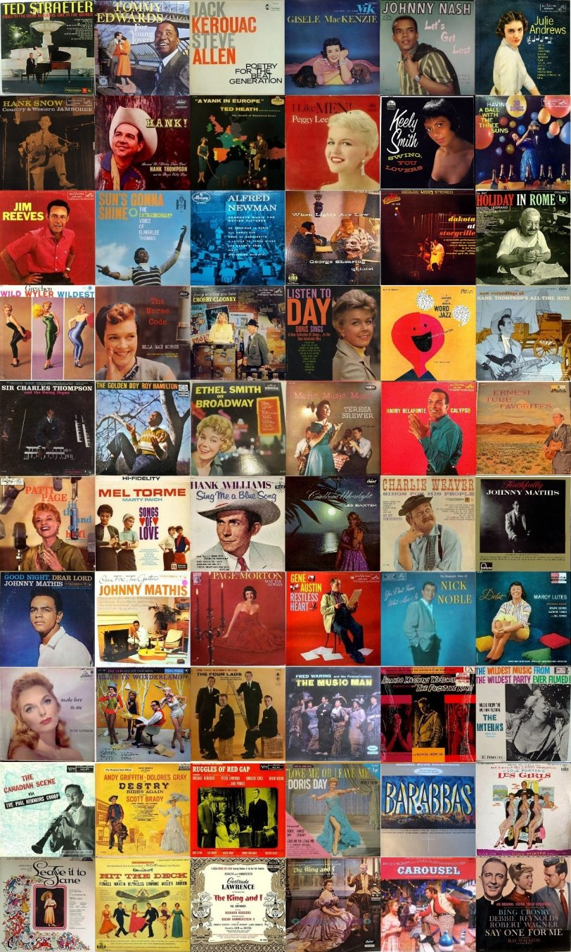 Vintage Vinyl Revisited