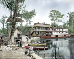 Silver Springs (Colorized): 1900