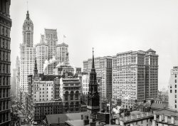Penthouse View: 1910